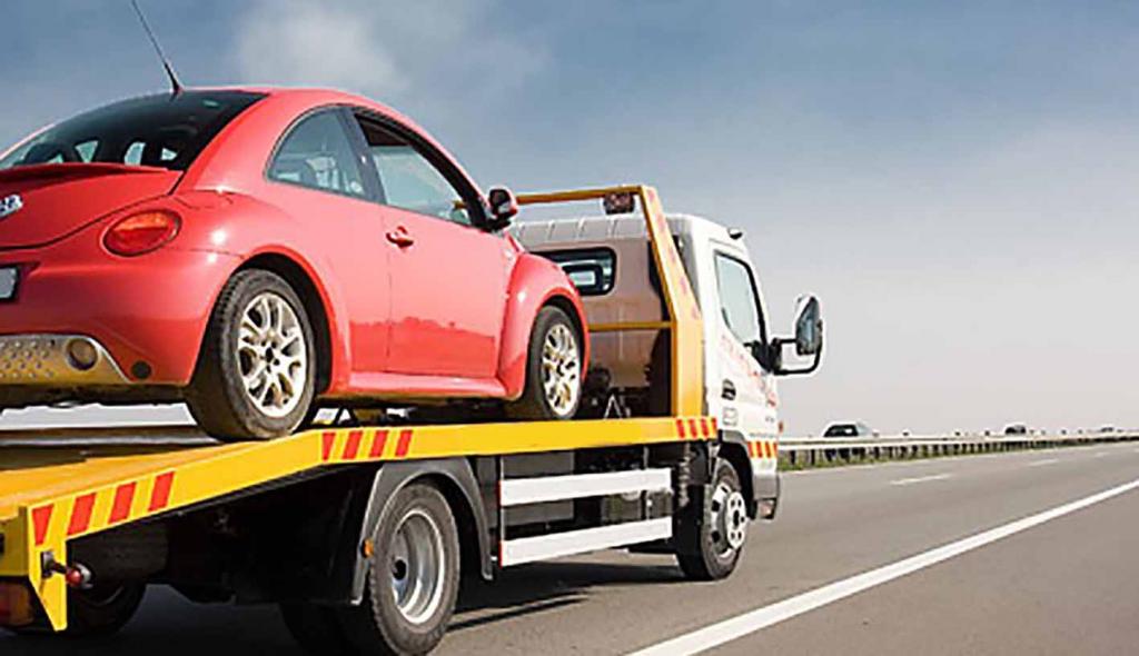 جرثقیل های کفی دار بهترین گزینه برای حمل خودرو